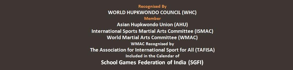 Hupkwondo | Amit Bhargava | Hupkwondo Federation of India